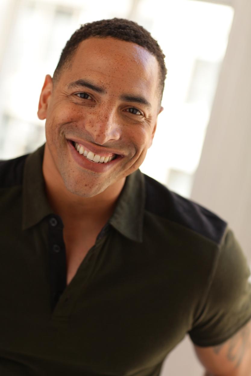 deborah lopez polo green actor model smile teeth freckles ink david raine model home chef